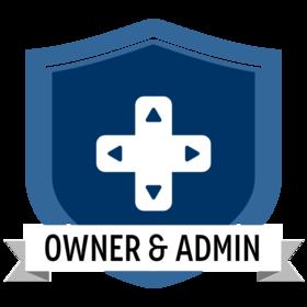 Owner & Admin
